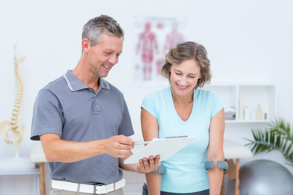 The benefits of physiotherapy after orthopaedic surgery